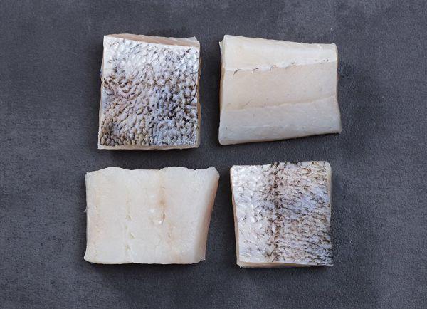 Zanderfilet (mit Haut)